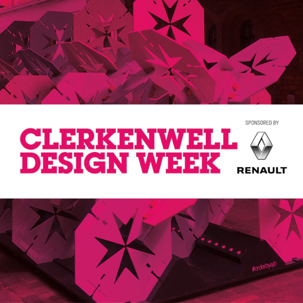 Clerkenwell Design Week 17