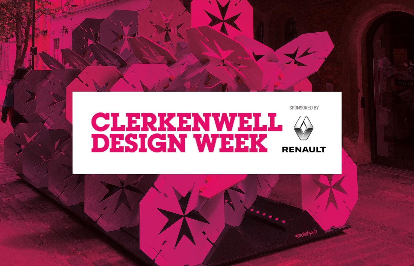 Workpace Design at Clerkenwell Design Week 2017