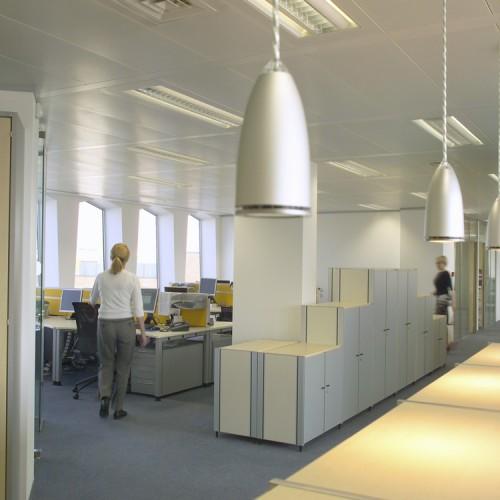 Sheridans interior by Workspace Design