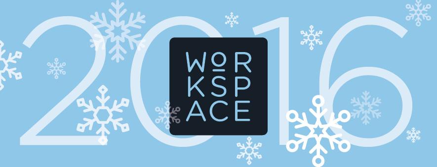Workspace 2016: A Festive Round up