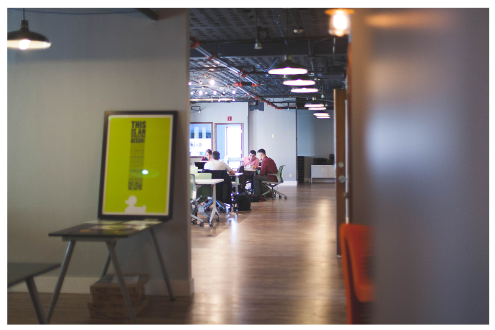 5. Ownership by Workspace Design
