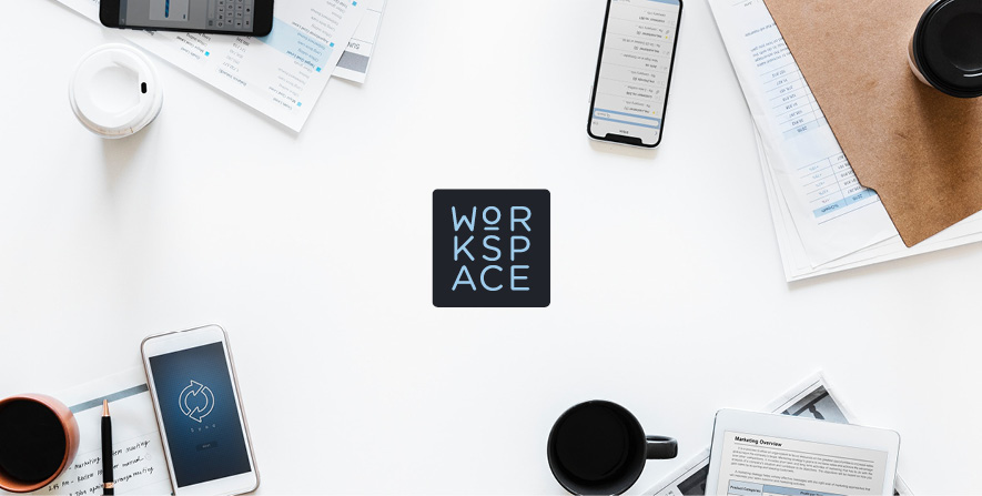 Workspace Design Header