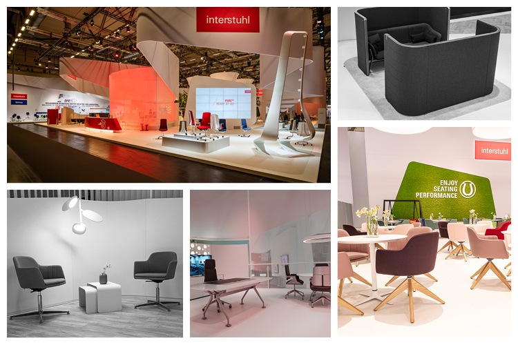 Workspace Design at Orgatec 2